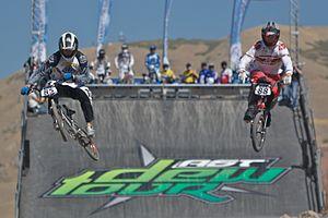 Green Label - 2007 Dew Tour BMX in Salt Lake City, Utah