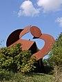 Salzgitter-Bad - Skulpturenweg (1) - Sonne, Mond, Himmel - 2013-08-26 (3).jpg