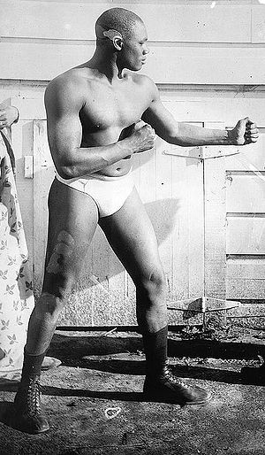 Sam Langford - Sam Langford in 1910