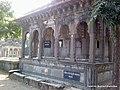 Samadhi place of Raghuji Raje Bhosle, Nagpur - panoramio.jpg