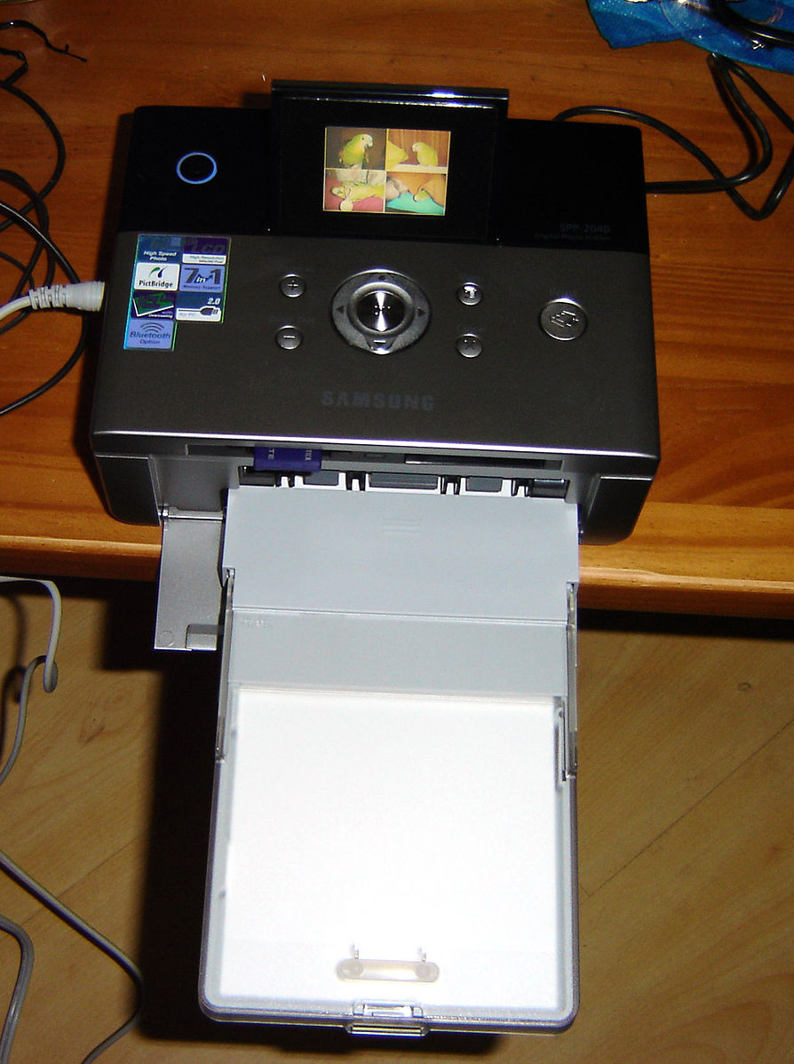 Samsung 2040 photo printer Harga Printer Scanner - m
