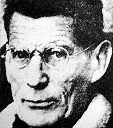 Samuel Beckett Wikiquote