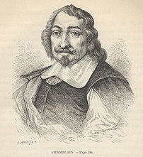 Samuel_de_Champlain (1567-1635), probably after a portrait by Moncornet