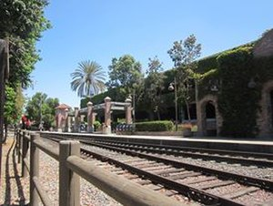 Modesta Avila - San Juan Capistrano Station in modern times; Avila's ghost is said to still walk the tracks