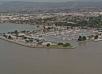 San Leandro, California - San Leandro Marina