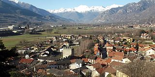 San Didero Comune in Piedmont, Italy