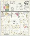 Sanborn Fire Insurance Map from Park River, Walsh County, North Dakota. LOC sanborn06561 005-1.jpg