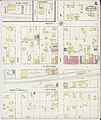 Sanborn Fire Insurance Map from Wheaton, Du Page County, Illinois. LOC sanborn02226 002-2.jpg