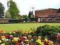Sandbach Park, bowling green - geograph.org.uk - 1846966.jpg