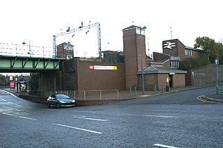Sandwell and Dudley railway station