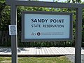 Sandy Point Entrance Sign.JPG