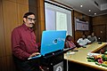 Sanjay Shukla - Group Presentation - VMPME Workshop - Science City - Kolkata 2015-07-17 9458.JPG