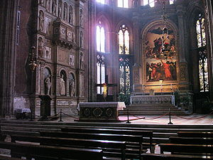 Santa_Maria_gloriosa_dei_Frari. L'Assunta del ...