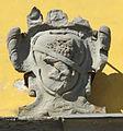 Santa maria a monte, collegiata di San Giovanni Evangelista e di Maria Vergine Assunta 04 stemma forse niccolini.JPG