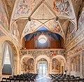 Santo Corpo di Cristo church interior anteporta Brescia.jpg