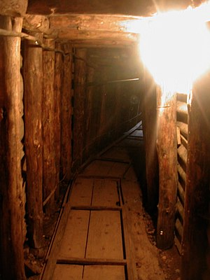 Sarajevo Tunnel - Sarajevo tunnel
