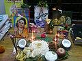 Saraswathi and Ayudha pooja worship.jpg