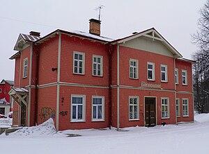 Sarkandaugava - Sarkandaugava railway station