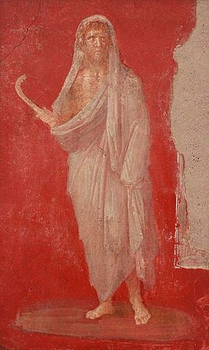 Saturno divinit wikipedia - Armatura dell immagine del dio ...