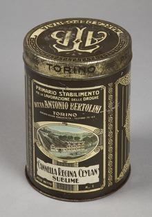 Confezione di cannella, circa 1911