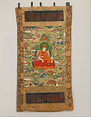 Scenes from the Life of Sherab Gyaltsen (1436-1494, or 1465?) the Twentieth Throne Holder of the Sak...