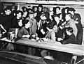 Scenes on Board a Battleship at Sea. 1940 Or 1941, on Board HMS Rodney. A2224.jpg