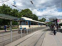Schedifkaplatz tramstop 2016 I.jpg