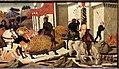 Scheggia, ritorno trionfale di scipione l'africano a roma, 1450 ca. 04.jpg