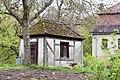 Scheinfeld, Schwarzenberg, westliches Gartenhaus im nordöstlichen Garten 20170423 001.jpg