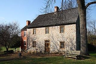 Schifferstadt (Frederick, Maryland) oldest standing house in Frederick, Maryland.