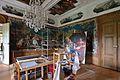 Schloss Eggenberg - restoration in Raunacher room.jpg