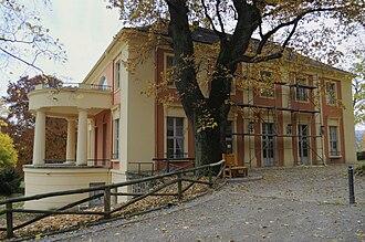 Bad Freienwalde - Freienwalde Castle