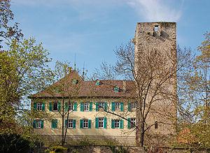 Unterriexingen - Castle Unterriexingen