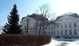 Gallitzinberg - Schloss Wilhelminenberg