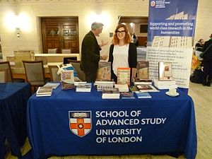 School of Advanced Study - The School of Advanced Study at the Senate House History Day, 2016.