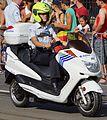 Scooter iO Manhattan de la police locale de Leuven.JPG