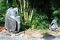 Sculpture grand mère Kale et Ti-kala.jpg