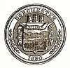 Official seal of Dorchester, Boston