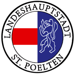 The City's Seal Seal of Sankt Polten.png