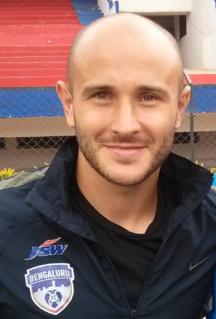 Sean Rooney (footballer) Australian soccer player