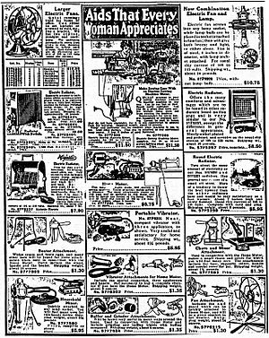 Mail order - Sears, Roebuck and Company catalog, 1918