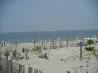 Seaside Park, New Jersey Borough in Ocean County, New Jersey, United States
