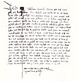 Sebastian Franck, Letter of 1526.jpg