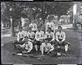 Second Nine Baseball Team, Saint Louis College, 1895, photograph by Brother Bertram.jpg