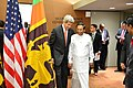 Secretary Kerry Delivers Remarks With Sri Lankan President Maithripala Sirisena (29210789763).jpg