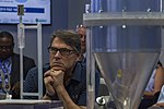 Secretary Perry Watching a Demonstration at NETL (35708587521).jpg