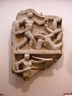 Secutor Class of gladiator in Rome