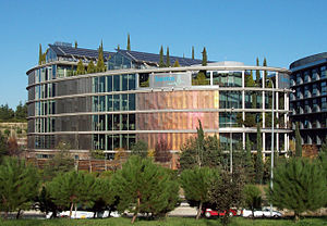 Bupa - Bupa (Sanitas) offices in Madrid (Spain).