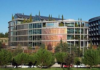 Bupa - Bupa (Sanitas) offices in Madrid (Spain).