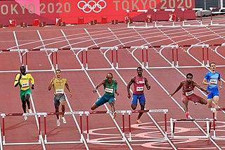 Athletics at the 2020 Summer Olympics – Mens 400 metres hurdles Olympic athletics event